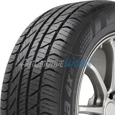4 New 225/55-17 Kumho Ecsta 4X II KU22 All Season High Performance 420AAA Tires