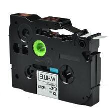 12mm Etikettenband 100% für Brother P-Touch PT 1005 Tz Tze Label Tape