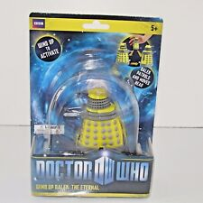 "Doctor Who Wind Up Yellow & Grey Dalek The Eternal 3"" Toy Figure  (New & Sealed)"