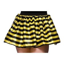 Bumblebee Tutu Ladies Striped Bumble Bee Insect Fancy Dress Accessory