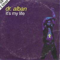 CD, Single - Dr. Alban – It's My Life Label: Logic Records – 74321 11815 2, BM