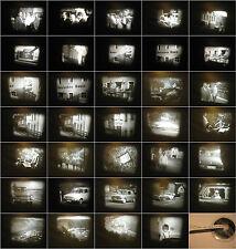 8 mm Film-Privatfilm 1968-Ausflug Rheingegend-Autos,Ortschaften-Old private film