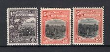 MOCAMBIQUE CIE Yt. 127/128 MH* 1918-1923