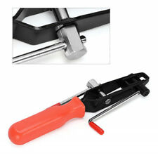 Car Auto CV Joint Boot Clamp Banding Crimper Plier Tool W/ Cutter Universal Red