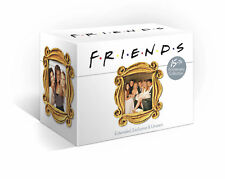 Friends - Series 1-10 - Complete (DVD, 2009, 40-Disc Set) box set