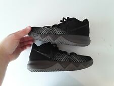 Boy's Nike Kyrie Flytrap (GS) Size 4Y Shoes Black/ Grey-Gunsmoke AA1154-011
