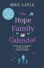 The Hope Family Calendar by Mike Gayle (Paperback)
