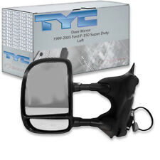 TYC Left Door Mirror for 1999-2005 Ford F-350 Super Duty  na