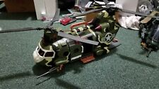 ELITE OPERATIONS AIR FORCE HELICOPTER CH-47 CHINOOK GI Joe Chap Mei Soldier forc