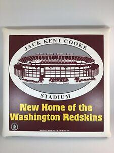 RARE Washington Redskins Jack Kent Cooke Stadium Seat Cushion 1997