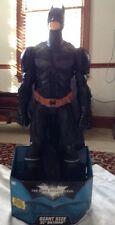 "BATMAN Giant Size 31"" The Dark Knight Trilogy Chromium figure NIB! JAKKS PACIFIC"