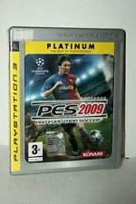 Pro Evolution soccer PES 2009 Platinum (calcio) UK Import Sony PSP Konami