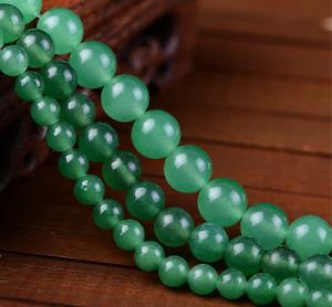 4mm 6mm 8mm 10mm 12mm Natural Aventurine Gemstone Round Spacer Loose Beads