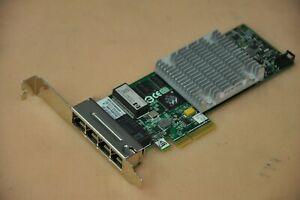 HP NC375T PCI Express Quad Port Gigabit Server Adapter 539931-001/538696-B21
