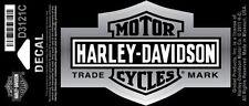 Harley Davidson Aufkleber/Sticker Modell Bar & Shield Long  10,3 cm x 6,0 cm