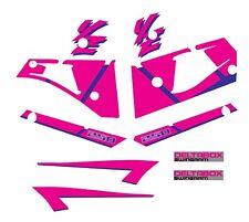 YAMAHA YZ 250 1991 Decal Graphic/kit déco/autocollants/stickers origine/décalcos