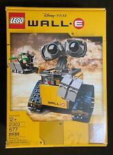 LEGO Ideas Disney's WALL-E 21303 Pixar Retired NEW