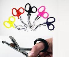 New Set Of 5 Nurse Emt Medical 75 Utility Bandage Scissors Shears Paramedic