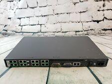 CISCO AS2511-RJ Access Router Terminal Server 16-Port RJ45 Async TESTED AS2511