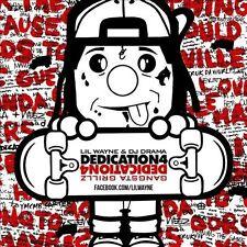 LIL WAYNE Dedication 4 (CD, Oct-2012, MTC Records)