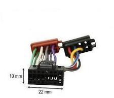 Câble ISO Adaptateur pour AUTORADIO Kenwood 16 pins