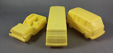 3 Vehicles Houghton Mifflin Getting Ready To Read Playset Vintage Plastic Cars