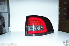 NEW LED SMOKE/RED TAIL LIGHTS for Holden Commodore Wagon VE VF & HSV E and Gen-F