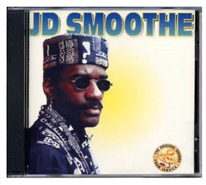Music CD JD Smoothe Studio One Reggae Music Dancehall Roots Lovers Vocal Sealed
