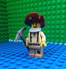 Lego Gold Prospector Minifigures Miner Pickaxe Pick City Town 71007 Series 12