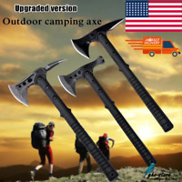Tactical Axe Tomahawk Army Outdoor Hunting Camping Survival Machete Mountain USA