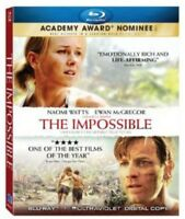 The Impossible [New Blu-ray] UV/HD Digital Copy, Widescreen, Ac-3/Dolb