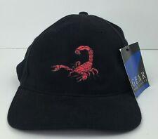 Scorpion Logo Strapback Ball Cap