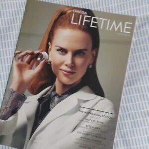 Omega Watch Lifetime Magazine Issue 6 2010 Mechanical edition