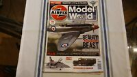 Airfix Model World  JUL 2018 #92 SPITFIRE F22/24 TORNADO F3 D1 TRANSPORTER