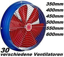 60cm Industrie Axialgebläse Axiallüfter Axielventilator Axial lüfter Ventilator