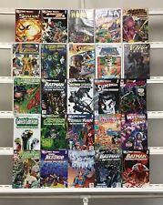 Dc 80-100 Page Giants  Batman The Flash Shazam! Green Lantern Dc 25 Lot Comic