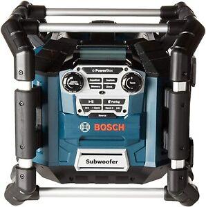 Bosch PB360C Power Box 18V Cordless Wireless Bluetooth Jobsite Work Stereo Radio