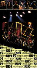 KISS - MTV Unplugged - VIDEO VHS - UK-Import - Neu OVP