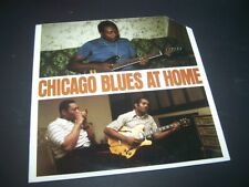 CHICAGO BLUES AT HOME LP (LEGENDARY ARTISTS) on ADVENT 2806 From 1977 VG++ MINT-
