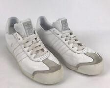 Adidas Samoa Men's 10 White Strip Shoes133759
