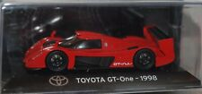 1:43 SuperCars Collection Toyota GT-One 1998