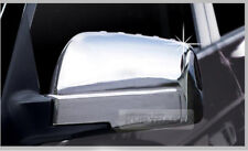 Side Mirror Chrome Molding Cover Garnish Trim 2P for KIA 2008-2012 2013 Soul