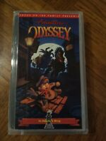 Adventures In Odyssey In Harm's Way VHS 1997 Family Free Shipping
