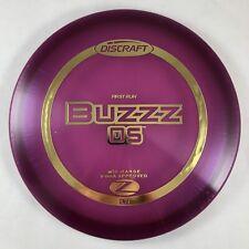 New First Run Discraft Buzzz OS Purple 177+