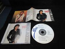 Michael Jackson BAD Japan Tour '88 Japan CD w Sticker OBI 25 8P 5136 Moonwalker