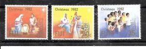 Fiji Stamps- Scott # 477-479/A106-Set-Mint/NH-1982-OG