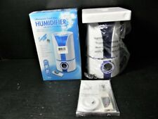 ULTRASONIC COOL MIST HUMIDIFIER WITH FULL FUNCTION REMOTE CONTROL CZHD81
