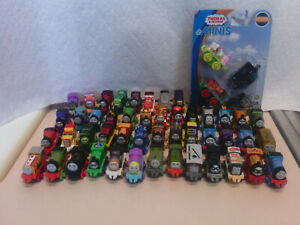 Thomas and Friends Minis James Emily Rosie Belle Yong Bao DC Comics Lot #10