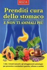 Riza-Prenditi cura dello stomaco