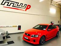 Vauxhall Holden VXR8 HSV R8 6.2i V8 LS-3 Manual - Commodore